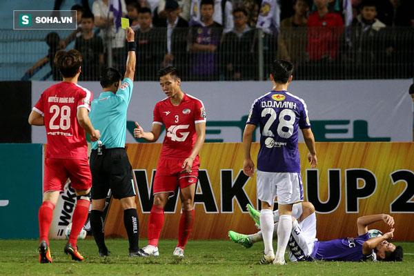 CLB Bóng đá Viettel kỷ luật nội bộ cầu thủ Quế Ngọc Hải