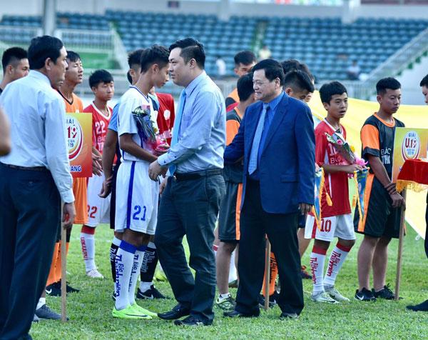 Khai mạc VCK giải bóng đá vô địch U19 Quốc gia 2019: SHB Đà Nẵng và HAGL có khởi đầu thuận lợi