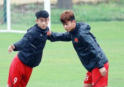 Hậu vệ Nguyễn Đức Chiến của U23 Việt Nam: Chiến binh 'người sắt'