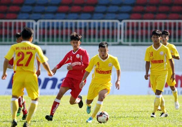 Kết quả lượt 1 bảng B VCK U19 Quốc gia 2019, ngày 9/3: SLNA giành trọn 3 điểm