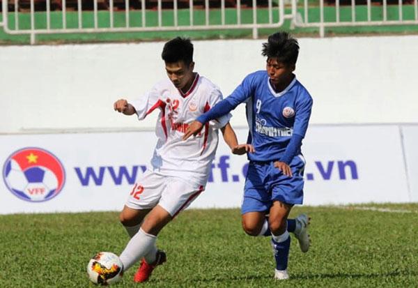 Kết quả lượt 2 bảng A VCK U19 Quốc gia 2019, ngày 10/3: An Giang dừng chân tại vòng bảng