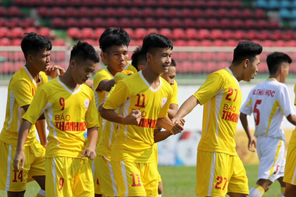 Kết quả lượt 2 bảng B VCK U19 Quốc gia 2019, ngày 11/3: Phú Yên hết cơ hội đi tiếp