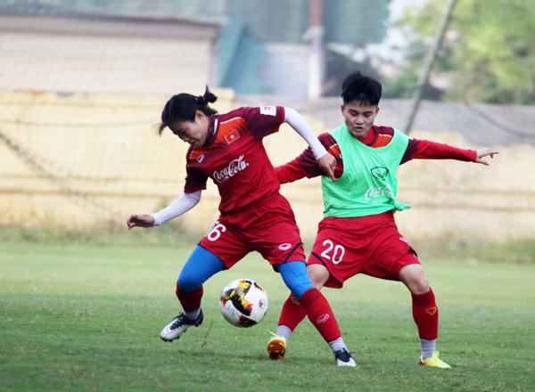 Lịch thi đấu của ĐT nữ Việt Nam tại Vòng loại 2 Olympic Tokyo 2020