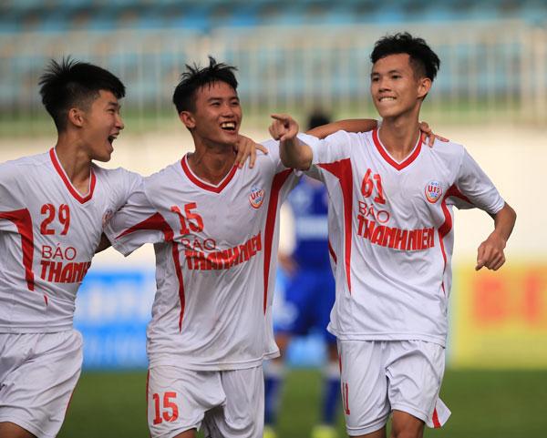 Kết quả lượt 3 bảng A VCK U19 Quốc gia 2019, ngày 12/3: HAGL và SHB Đà Nẵng cùng vào bán kết