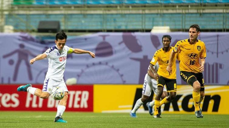 Vòng bảng AFC Cup - 2019: Cả Hà Nội FC và B.Bình Dương không thắng ở lượt trận thứ hai