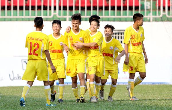 Kết quả vòng bán kết giải vô địch U19 Quốc gia 2019: Hà Nội gặp HAGL tại chung kết