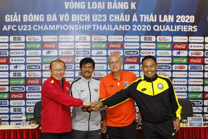 Phát biểu trước ngày khởi tranh bảng K- Vòng loại U23 châu Á 2020