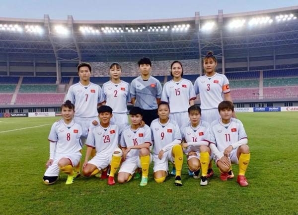Thi đấu giao hữu (23/3), ĐT nữ Việt Nam vs ĐT nữ Myanmar: 2-3