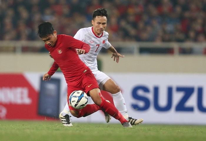 Việt Hưng lập công phút bù giờ giúp U23 Việt Nam đánh bại Indonesia 1-0