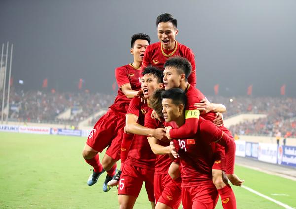 U23 Việt Nam là đại diện duy nhất của Đông Nam Á vượt qua vòng loại châu Á