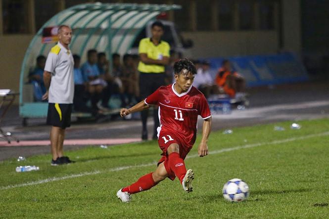 U.19 Việt Nam quyết vào tranh chung kết