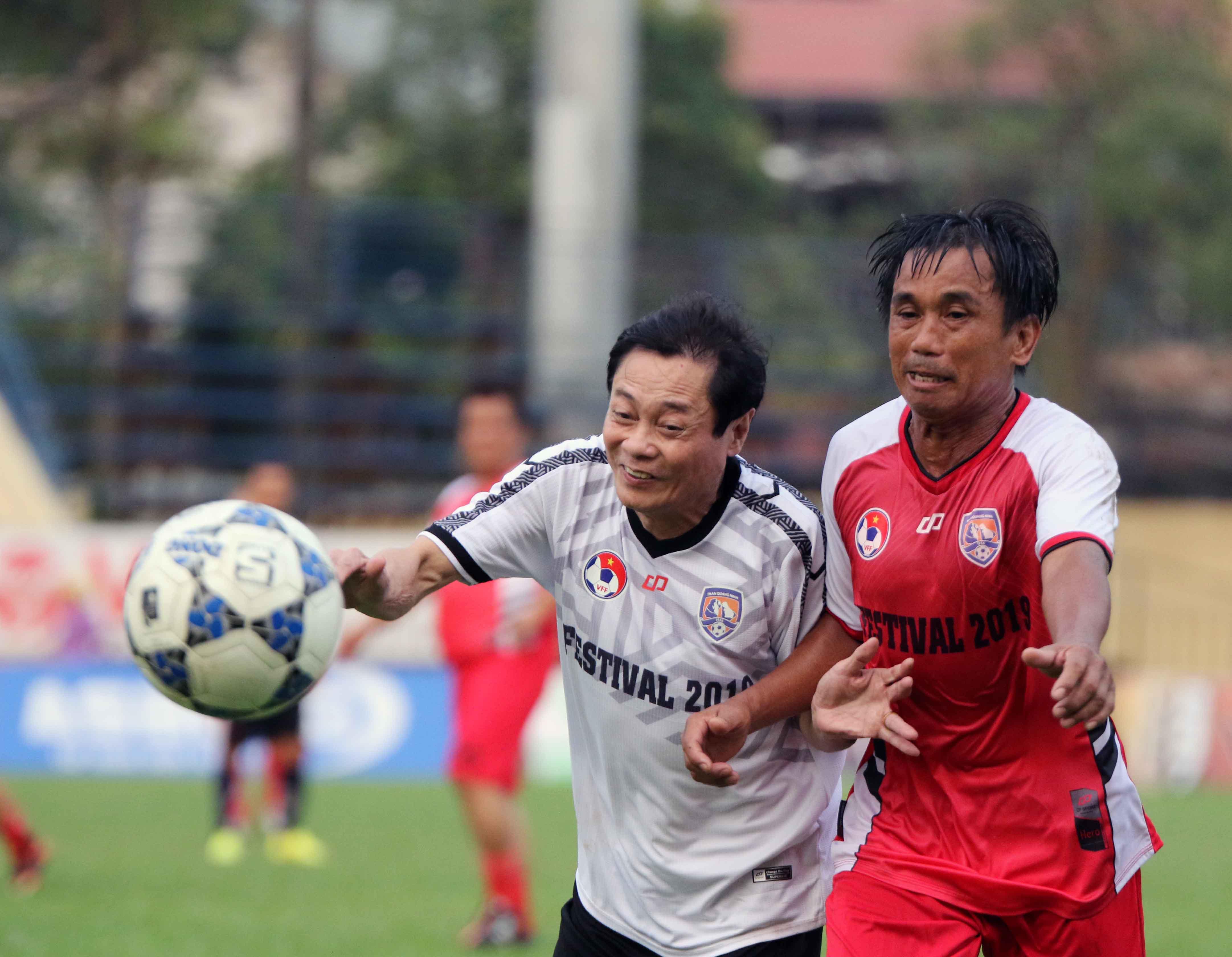 Festival cựu cầu thủ bóng đá Việt Nam 2019: Lan toả niềm đam mê sân cỏ