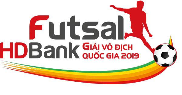 Lịch thi đấu giai đoạn I (vòng loại) giải Futsal HDBank VĐQG 2019