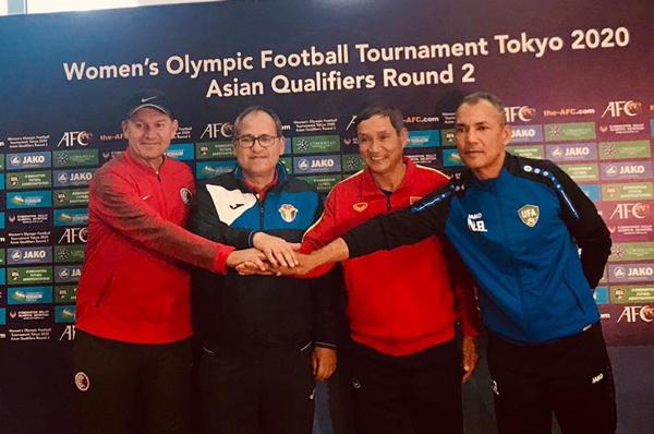 VL 2 Olympic 2020 (bảng B): ĐT nữ Việt Nam đã sẵn sàng cho trận mở màn gặp Uzbekistan