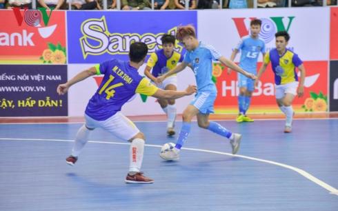 Khởi tranh VCK Giải Futsal HDBank VĐQG 2019: Thái Sơn Nam ra quân thắng lợi
