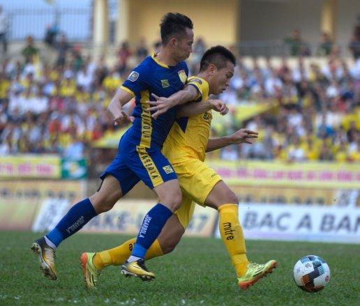 Tổng hợp vòng 5 V-League 2019: Văn Toàn giúp HAGL ngắt mạch thua