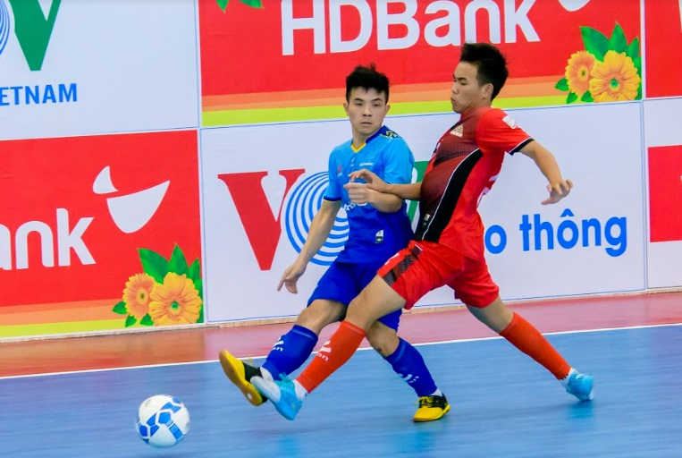 Lượt 1 VCK giải futsal HDBank VĐQG 2019: Sahako tạm chiếm ngôi đầu bảng