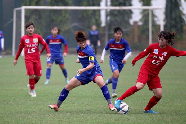 Trước thềm VL 2 U19 nữ châu Á 2019: U19 nữ Việt Nam hoàn thiện bộ khung; tiếp tục củng cố thể lực