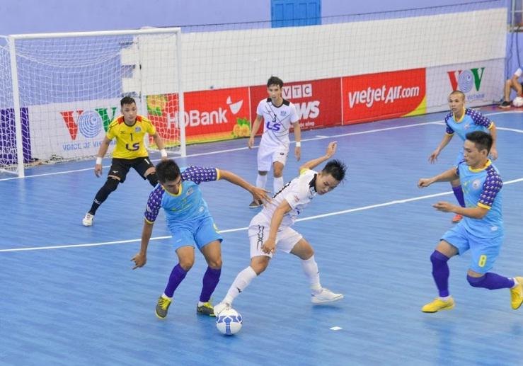 VCK Giải Futsal HDBank VĐQG 2019: Thái Sơn Nam trở lại vị trí số 1 trên BXH