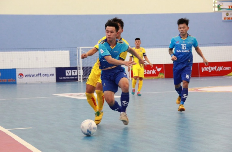 Kết thúc lượt 2 VCK Giải Futsal HDBank VĐQG 2019: Hấp dẫn cuộc đua tốp dẫn đầu