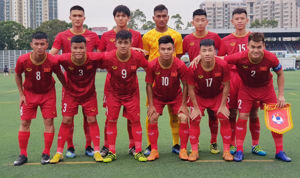 U18 Việt Nam và U18 Myanmar bất phân thắng bại