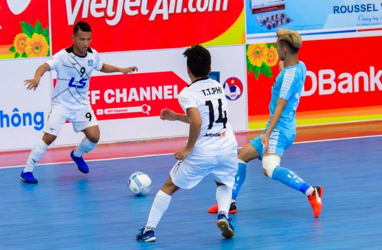 Lượt 3 VCK Giải Futsal HDBank VĐQG 2019: Thái Sơn Nam hụt bước, Sahako xây chắc ngôi đầu