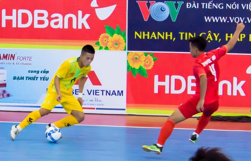 Lượt 3 VCK Giải Futsal HDBank VĐQG 2019 (ngày 21/4): Cao Bằng thắng trận đầu tiên