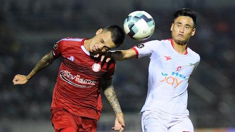 Kết quả vòng 6 Wake-Up 247 V.League 1- 2019: TP.HCM chắc ngôi đầu, DNH Nam Định tạm thoát khỏi khu vực nguy hiểm
