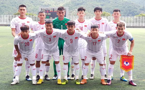 U18 Việt Nam kết thúc Giải U18 Quốc tế Hong Kong 2019 ở vị trí thứ Nhì