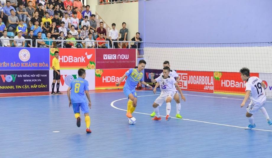 Lượt 4 VCK Giải Futsal HDBank VĐQG 2019 (ngày 22/4): Thái Sơn Nam trở lại