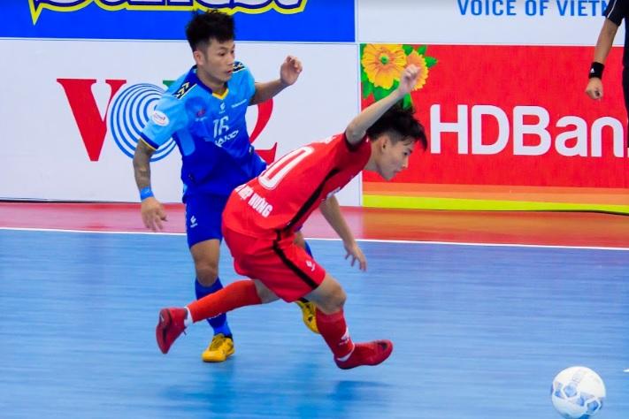 Lượt 4 VCK Giải Futsal HDBank VĐQG 2019 (ngày 23/4): Sahako nối dài mạch thắng