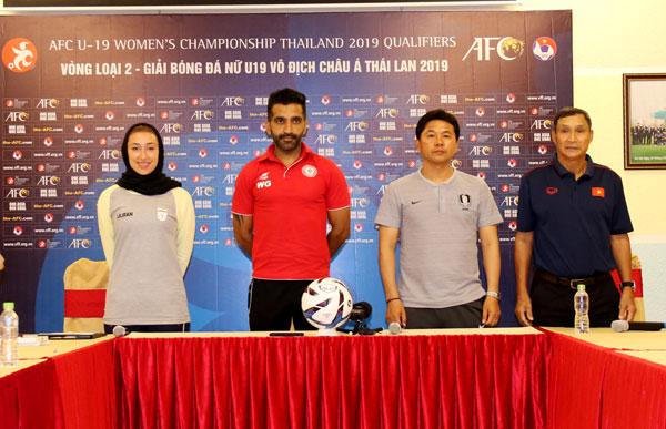 VL 2 giải U19 nữ châu Á 2019 (bảng B): Cơ hội chia đều cho 4 đội