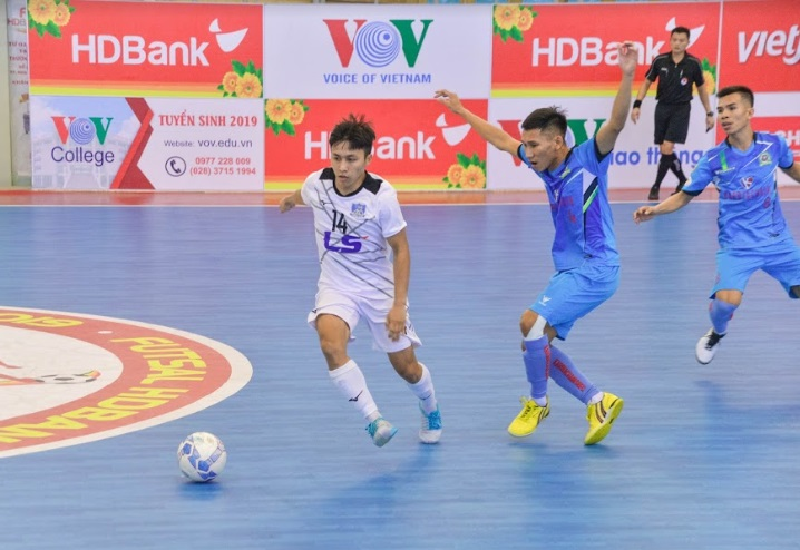 Lượt 5 VCK Giải Futsal HDBank VĐQG 2019: Kardiachain SG tạo cú sốc trước ĐKVĐ Thái Sơn Nam