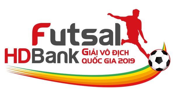 Thông báo số 5 Giải Futsal HDBank VĐQG 2019