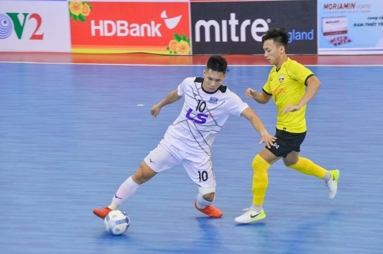 Lượt 6 VCK Giải Futsal HDBank VĐQG 2019: Thái Sơn Nam lỗi nhịp, Sahako vững ngôi đầu