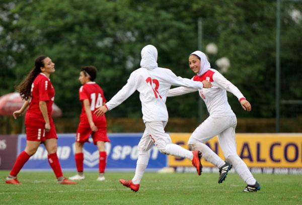 Vòng loại thứ 2, bảng B U19 nữ châu Á Thái Lan 2019: Lebanon không thể làm nên bất ngờ