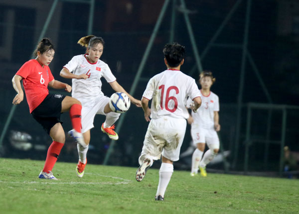 Bảng B, vòng loại hai giải Vô địch U19 châu Á Thái Lan 2019: U19 Việt Nam giành vé vào VCK