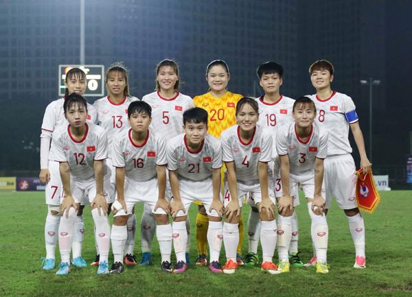 Chuẩn bị VCK U19 nữ châu Á 2019, U19 nữ Việt Nam tham dự giải đấu giao hữu tại Trung Quốc