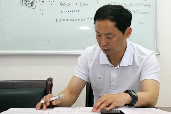Tân trợ lý của HLV trưởng Park Hang-seo chính thức bắt tay vào công việc tại ĐT U22 QG