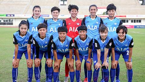 Tuyển thủ nữ Việt Nam giúp đội bóng Thái Lan vào chung kết giải VĐQG