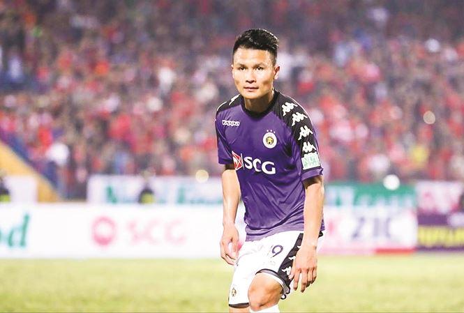 Quang Hải lọt TOP 5 cầu thủ xuất sắc tại vòng bảng AFC Cup 2019