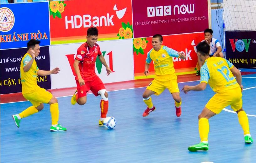 Lượt 9 VCK Giải Futsal HDBank VĐQG 2019 (ngày 5/5): Kardiachain SG lỡ cơ hội vươn lên đầu bảng