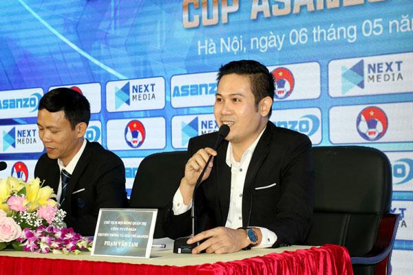 Tăng giải thưởng và bổ sung giải thưởng cho Giải hạng Nhì QG- Cúp Asanzo 2019