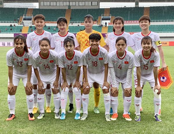 Giao hữu quốc tế (8/5): U19 nữ Việt Nam – U19 nữ Nam Phi: 3-0