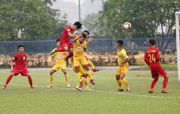 Khởi tranh giải bóng đá hạng Nhì Quốc gia - Cúp Asanzo 2019, ngày 11/5: Kon Tum có trận thắng dễ dàng