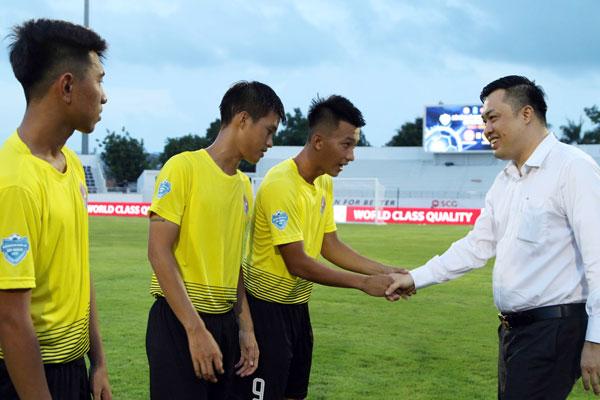 Kết quả trận đấu muộn lượt 1 bảng B giải bóng đá hạng Nhì Quốc gia - Cúp Asanzo 2019, ngày 12/5: BRVT giành trọn 3 điểm