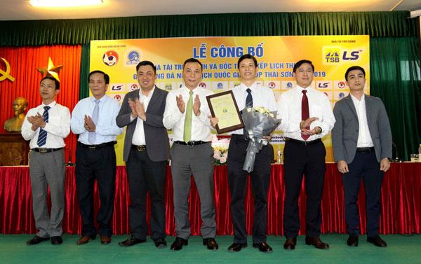 Thái Sơn Bắc tiếp tục là Nhà tài trợ chính giải BĐ nữ VĐQG - Cúp Thái Sơn Bắc 2019