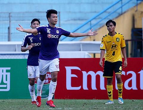 AFC Cup: Hà Nội và B.Bình Dương giành vé vào vòng bán kết khu vực ĐNA