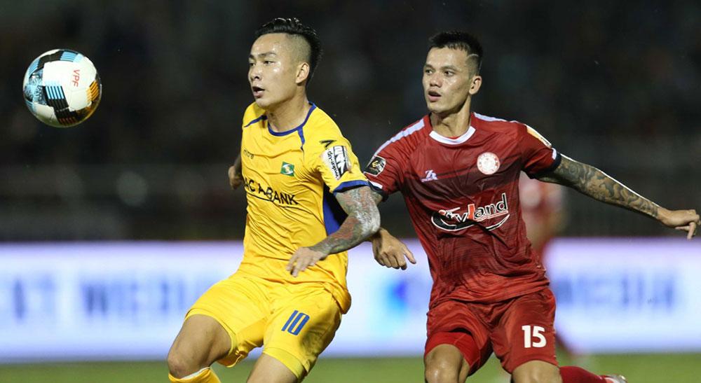 Vòng 11 Wake-up 247 V.League 1 – 2019: CLB TP.HCM xây chắc ngôi đầu