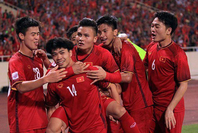 Danh sách ĐTQG Việt Nam tham dự King's Cup lần thứ 47 - Thái Lan 2019